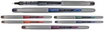 UNI-BALL VISION NEEDLE POINT PENS UB-187 - Available in 6 Great Colours